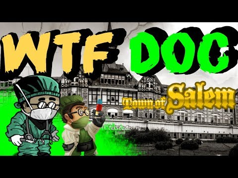 WTF DOC | Town of Salem Ranked Game