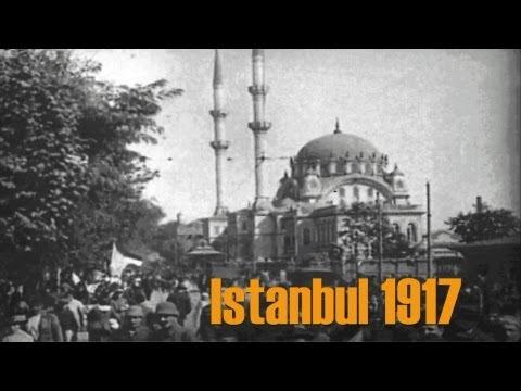 Istanbul - Konstantinopel 1917: Kaiser Wilhelm II visits Turkeys capital