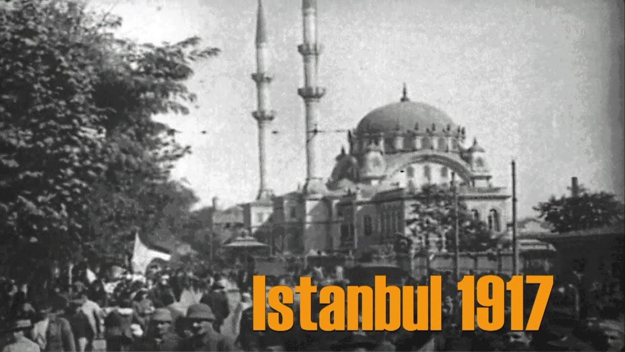 Early Fall Wallpaper Istanbul Konstantinopel 1917 Kaiser Wilhelm Ii Visits