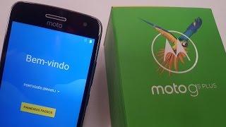 Lenovo Motorola MOTO G5 PLUS - UNBOXING