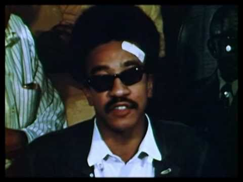 New York Riots H. Rap Brown 1967