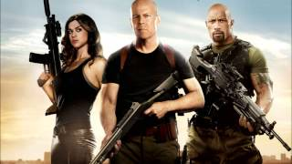 G.I. Joe: Retaliation OST - The Four Horsemen - Back In Business Again