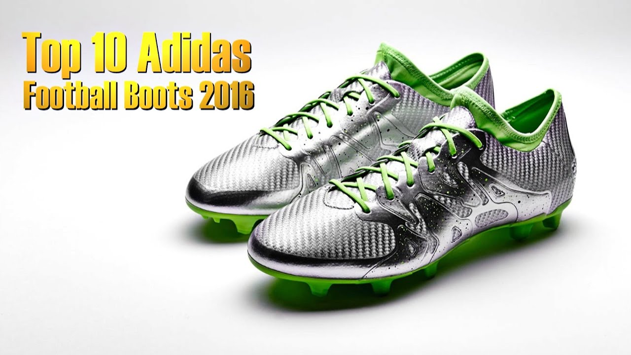 top adidas shoes 2016