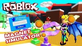 ROBLOX MAGNET SIMULATOR 🌟 (Nuevo Juego Viral )
