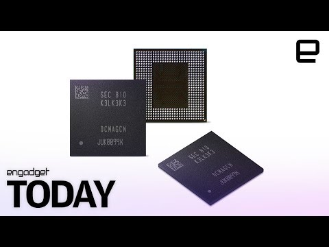 Samsung's new chip will make phones run faster and longer | Engadget Today