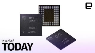 Samsung announces its next-generation DRAM chip | Engadget Today