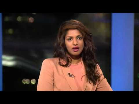 M.I.A. talks about her music video