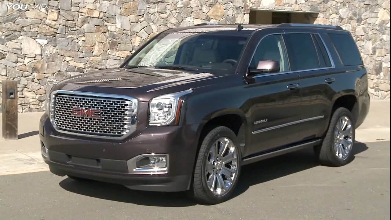 consisting pin has revealed the yukon gmc denali officially family new of all
