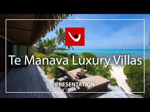 Te Manava Luxury Villas | Cinematic Presentation | Villas in Rarotonga, Cook Islands