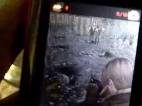 Resident Evil 4 Java Nokia