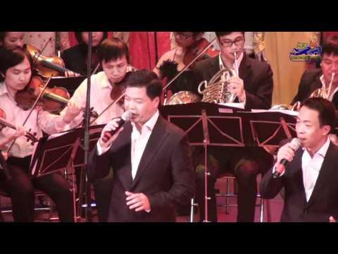 Đăng Dương - Trọng Tấn - Việt Hoàng 3 Giong Ca Bat Hu Dong Nhac Cach Mang