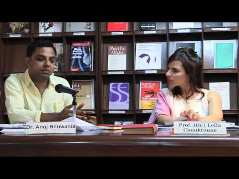 Legal Anthropology Perspectives on Contemporary India - Dr. Kriti Kapila & Dr. Anuj Bhuwania