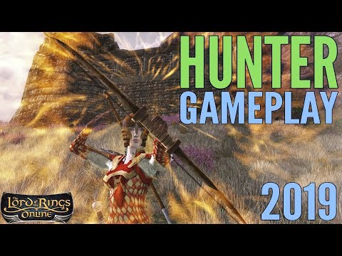 LOTRO: Hunter Gameplay 2019 – ALL Specs (Lord of the Rings Online)