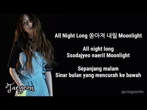 Free Download [indo Sub] Taeyeon - All Night Long (ft Lucas) Mp3 dan Mp4