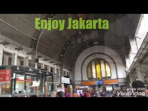 Explore Jakarta Old Town