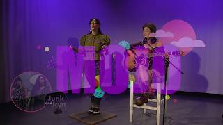 Special Tap Performance - Mojo | Junk and Jam Live