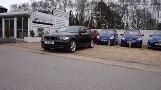 Bmw 1 Series for sale at South Downs Car Sales in Hassocks
