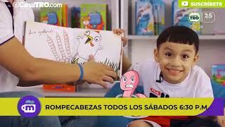 Dos nuevas producciones estrena el Canal TRO 'Rompecabezas' y 'La Cocina de mi Abuela'