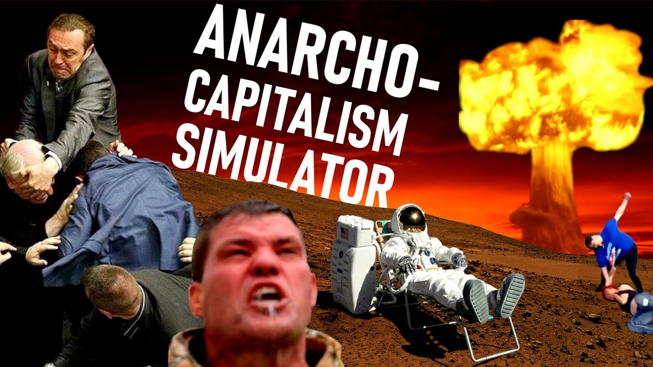 Anarcho-Capitalism In Practice