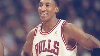 Scottie Pippen Top 10 Plays Of His Career