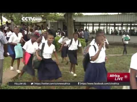 Reusable sanitary pads helping Ethiopian girls stay in class uninterrupted thumbnail