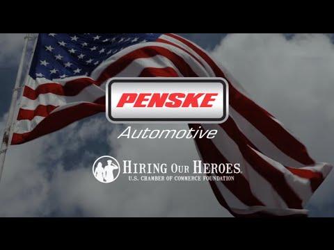 Penske Automotive Group: Hiring Our Heroes