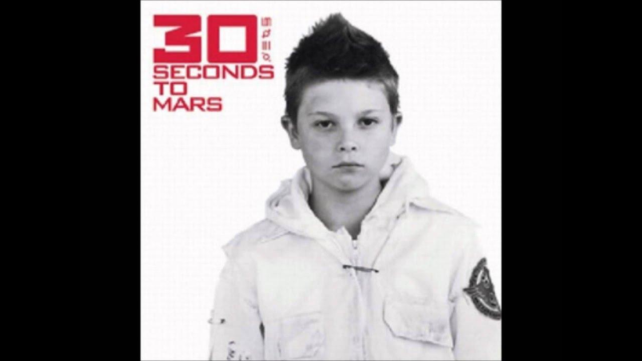 seconds mars 30 suck to