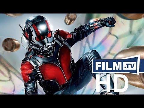 ANT-MAN AND THE WASP Trailer German Deutsch (2018) HD