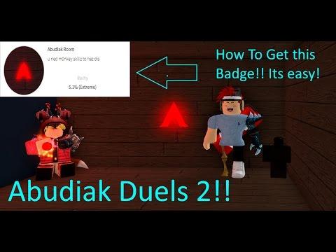 Abudiak Duels  Abudiak Room