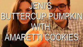 Jeni's Splendid Ice Creams Buttercup Pumpkin With Amaretti Cookies Review (let's Try Stuff