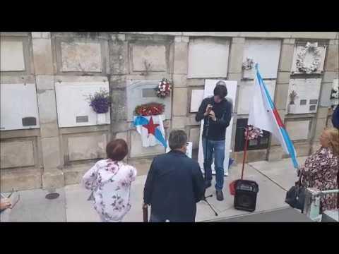Homenaxe a Pedro Galán Calvete 2019
