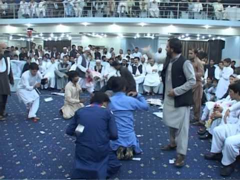 Sher Hassan Maroofkhail wedding 2013