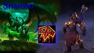 Legion Class Previews - Shaman