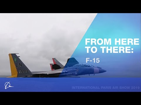 From Here to There: F-15