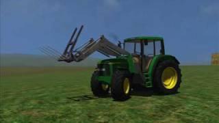 Strawmod for Landwirtschaft Simulator 2009