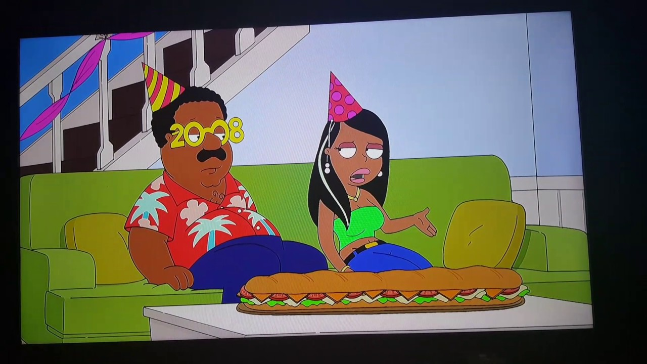 The Cleveland Show: Whoop That Trick