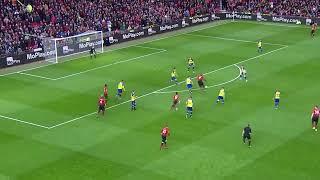 Manchester United vs West Brom All Goals and highlights Full Match