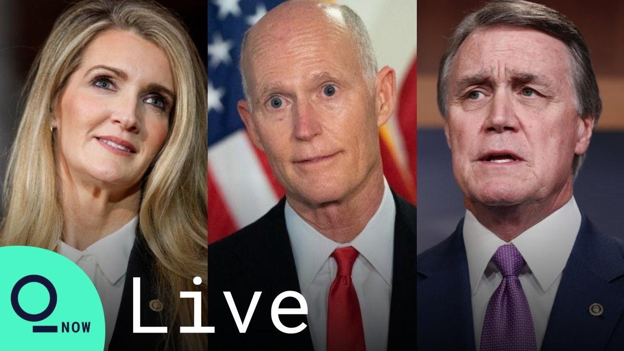 LIVE: Rally to Defend the Senate Majority With David Perdue, Kelly Loeffler in Cumming, Georgia