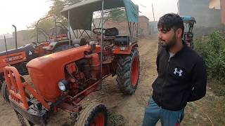 Antique tractor T 25 model 1970 full feature & specification by parvesh