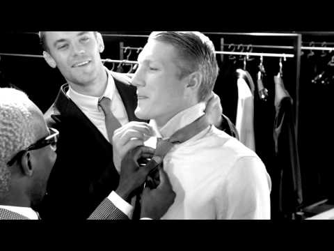 Giorgio Armani - Made to Measure for FC Bayern Munchen - Interviews