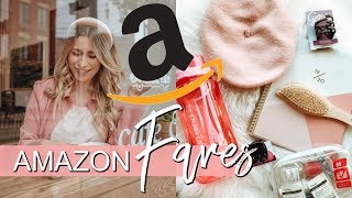 10 LIFE CHANGING Amazon Products | 2019 Amazon Favorites