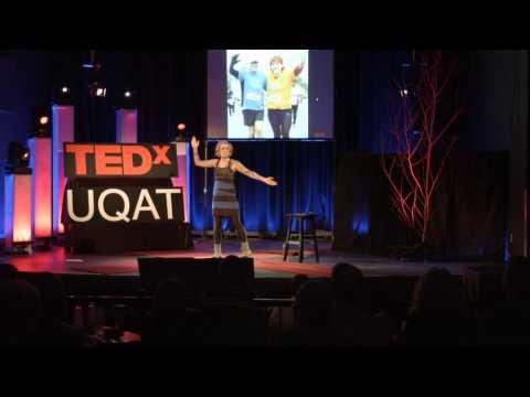 Jamais dire jamais | Tania Rancourt | TEDxUQAT