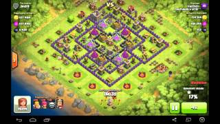 Clash of Clans | 1.3 Million Loot Raid By Me!