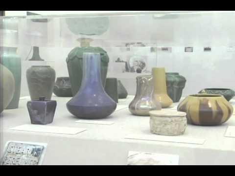 Pt 3 Pewabic Pottery Youtube