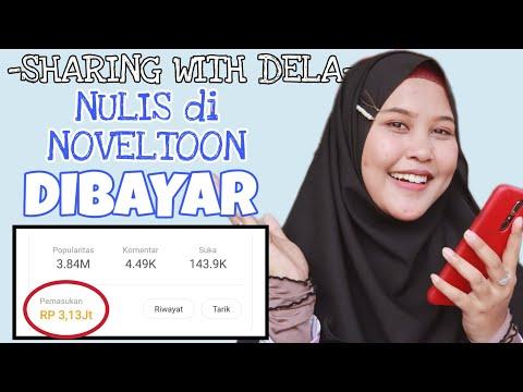 NOVELTOON - SHARING WITH DELA
