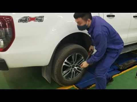 Đi bảo dưỡng Ford Ranger lần 1 sau 2700km sẽ kiểm tra những gì