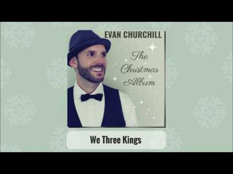 THE CHRISTMAS ALBUM - Evan Churchill