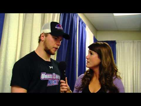NCAA Championship 1st Round - Post-game Player Interviews with UMass-Lowell