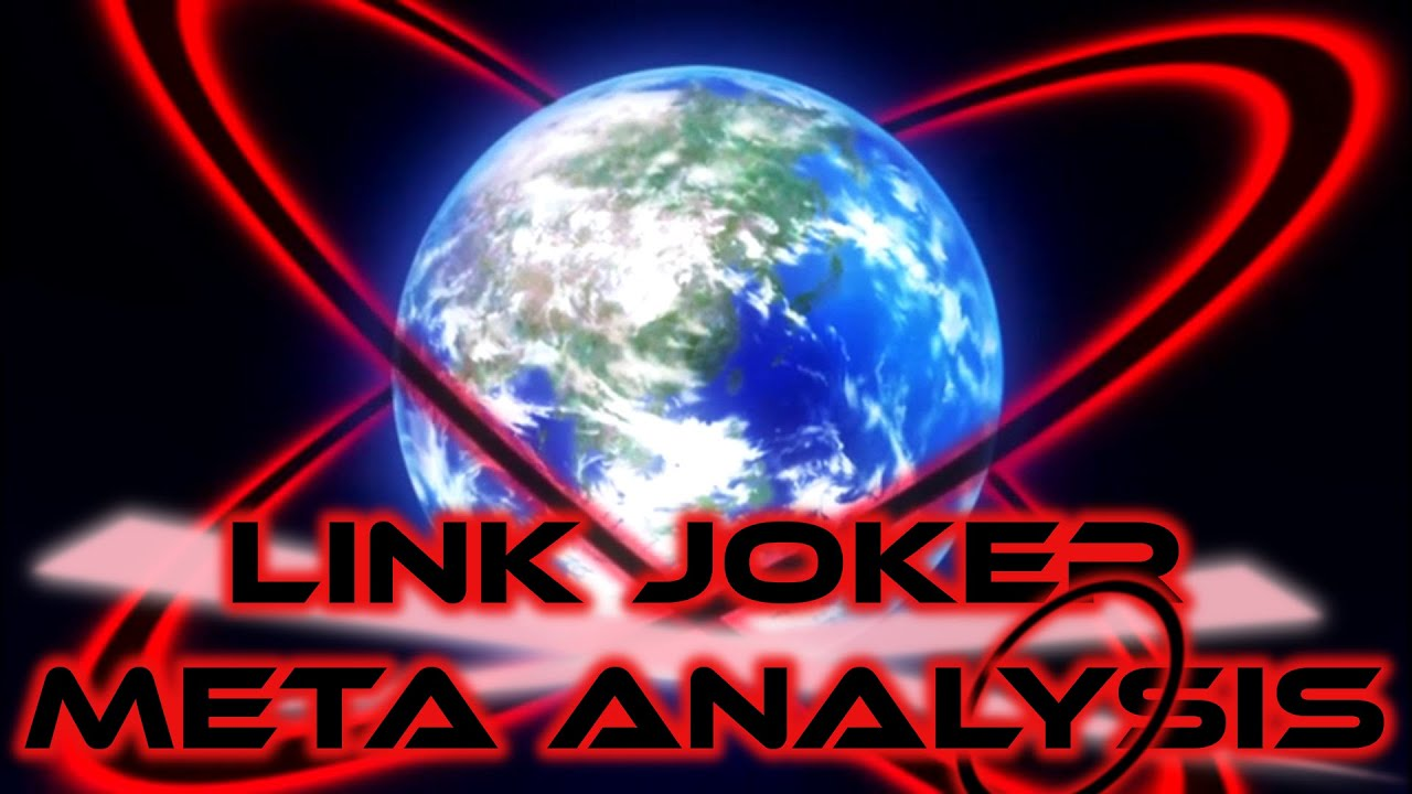 cardfight vanguard link joker meta analysis youtube
