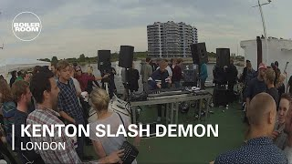 Kenton Slash Demon Boiler Room DJ Set at STRØM